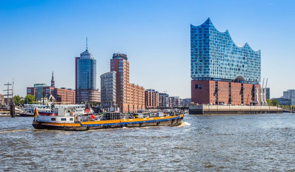 So wird das Klima Hamburgs in 2050 sein