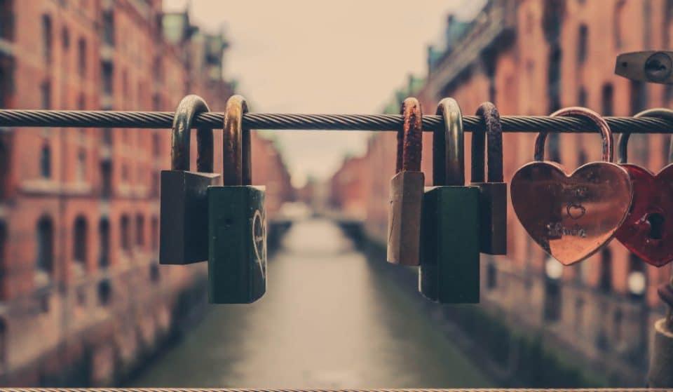 Das sind eure lieblings- Liebeseckchen in Hamburg- Lockdown edited