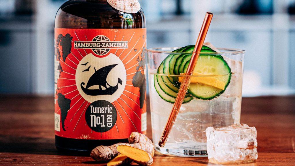 Weltbester Flavoured Gin kommt aus Hamburg