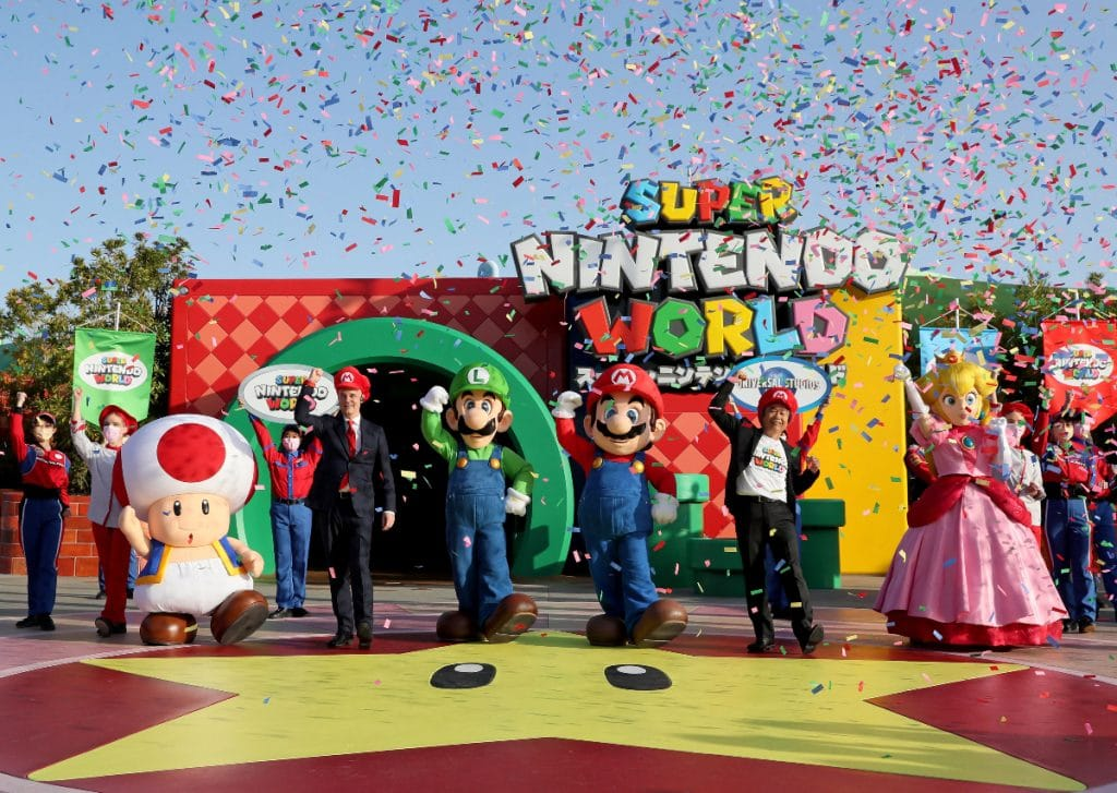Super-Mario-Vergnügungspark eröffnet in Japan (und wir wollen so einen auch in Hamburg)