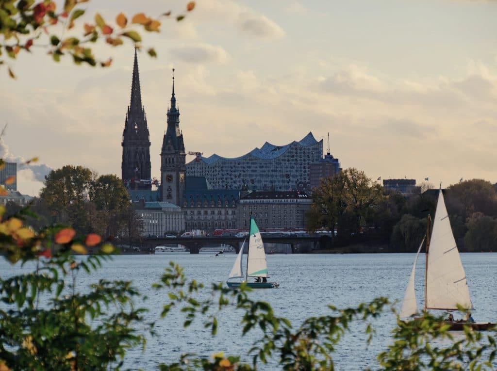 Hamburg ist die grüne Stadt des Jahres 2021