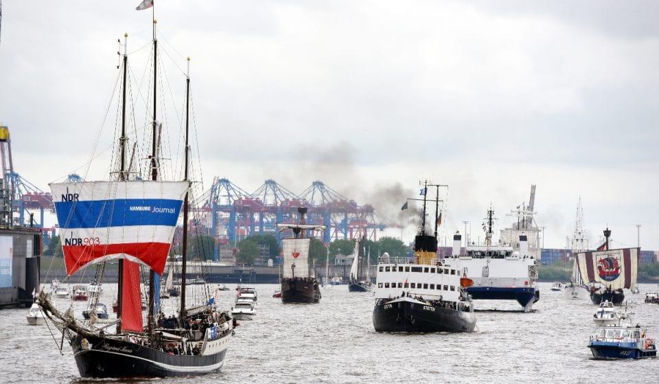 Highlights und Programm des Online-Hafengeburtstags