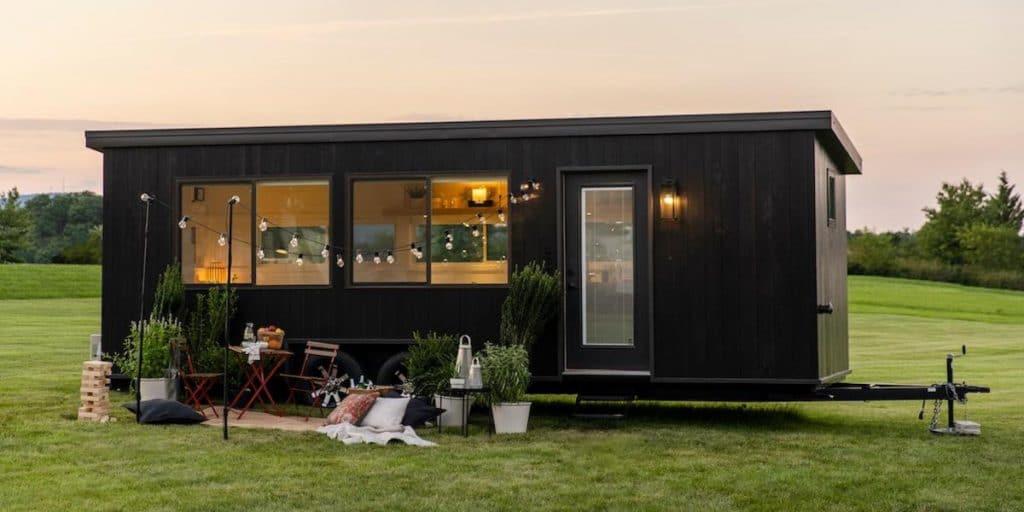 Tiny House Project: IKEA designt ein umweltfreundlicher Wohnwagen