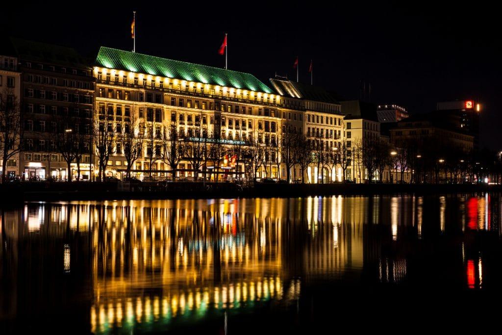 Hamburg hat zwei der besten Hotels in ganz Deutschland