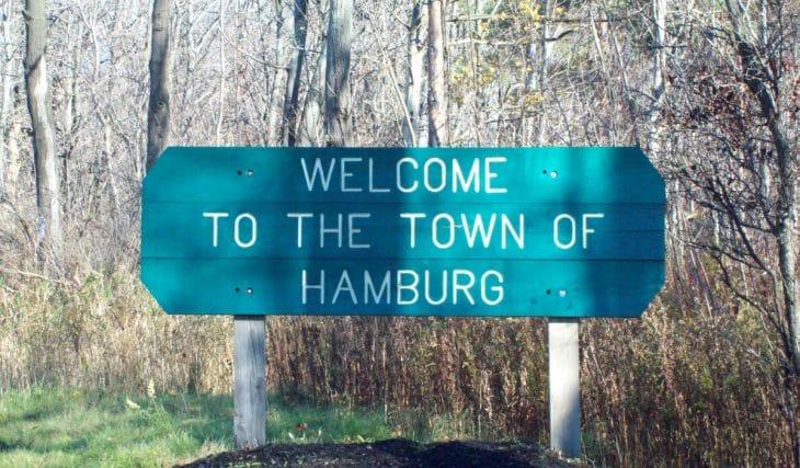 So viele Hamburgs gibt es auf der Welt