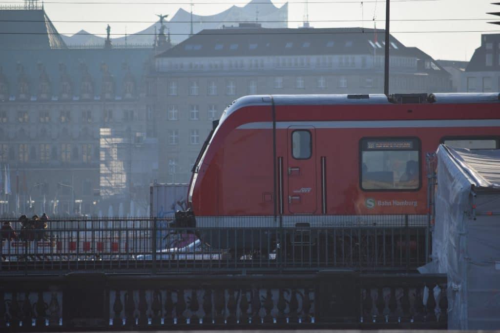 4 Tage kostenlose öffentliche Verkehrsmittel in Hamburg und Umgebung