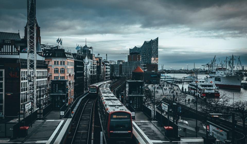 In Hamburg regnet es weniger als in München