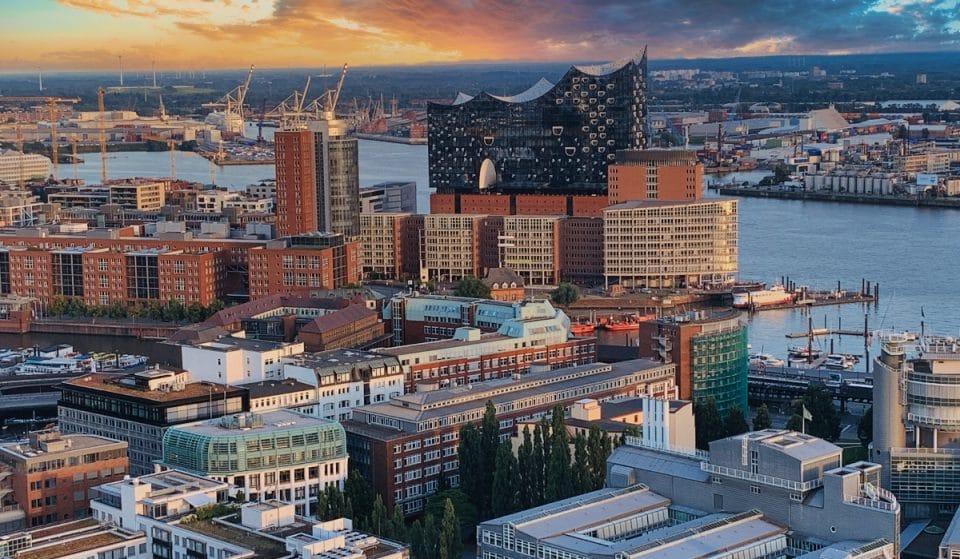 """Hamburg ist Deutschlands """"smarteste City"""""""