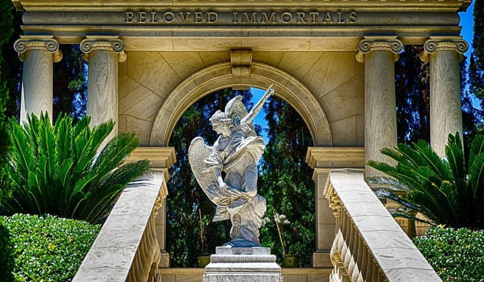 Spend Eternity With Houston's Most Rich And Powerful At The Historic Glenwood Cemetary