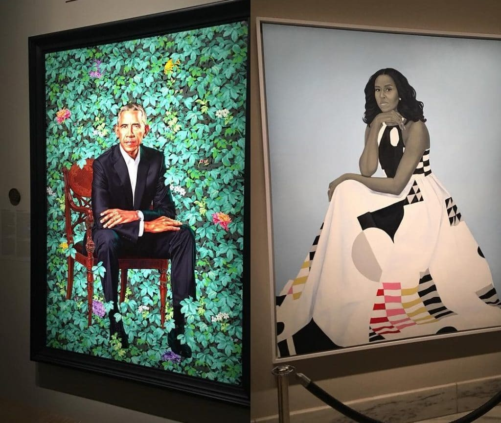 The Iconic Obama Portraits Are Coming To Houston