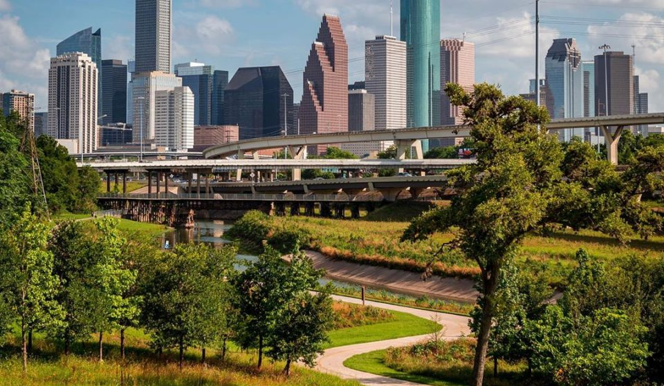 Houston Will Have Over 150 Miles Of New Trails By The End Of The Year