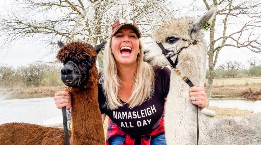 Drink Wine With Llamas At This Ranch Because Why Not