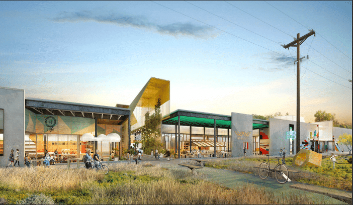 Get A First Look At M•K•T: The Heights' New Walkable Mixed-Use Project