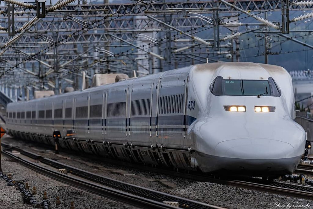 High-Speed Train From Houston To Dallas Boasts High-Class Features