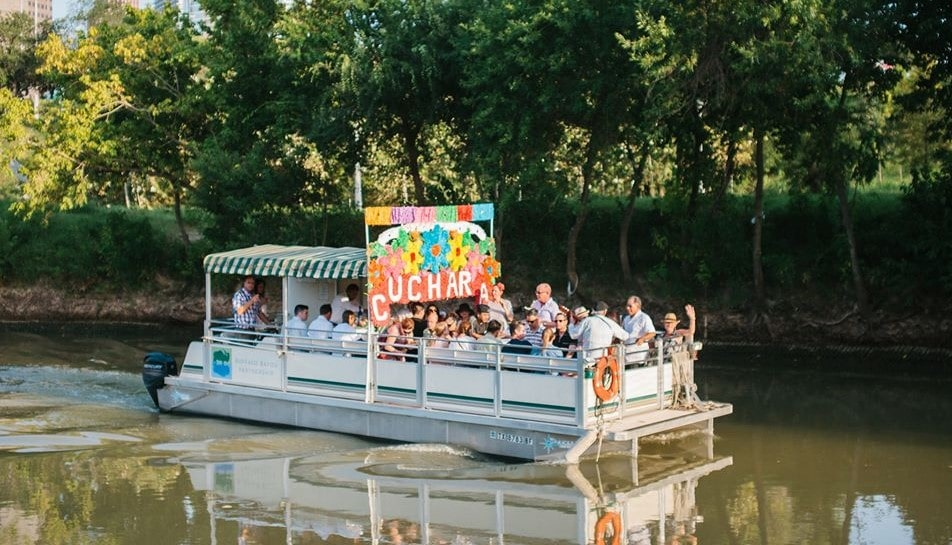 Drink Endless Margaritas On This Buffalo Bayou Booze Cruise