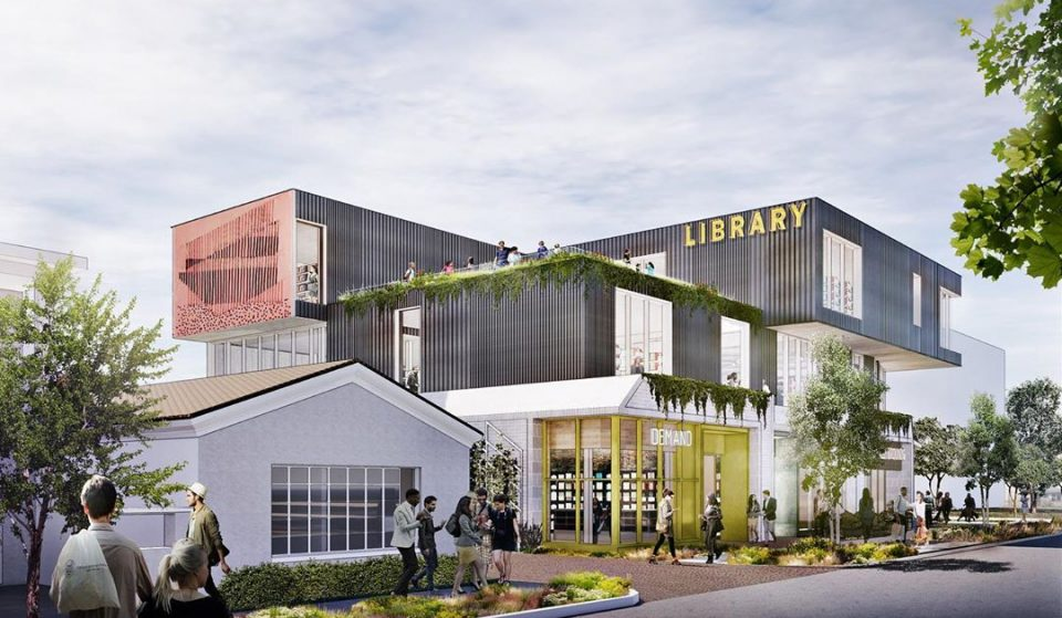 Montrose Is Getting A Face-lift With New Mixed-Use Development • Montrose Collective