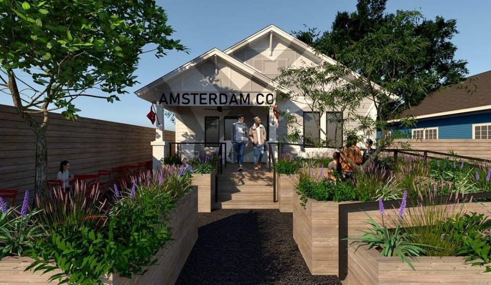 New CBD-Infused Coffee Shop Coming To Houston • Amsterdam Co. CoffeeBar