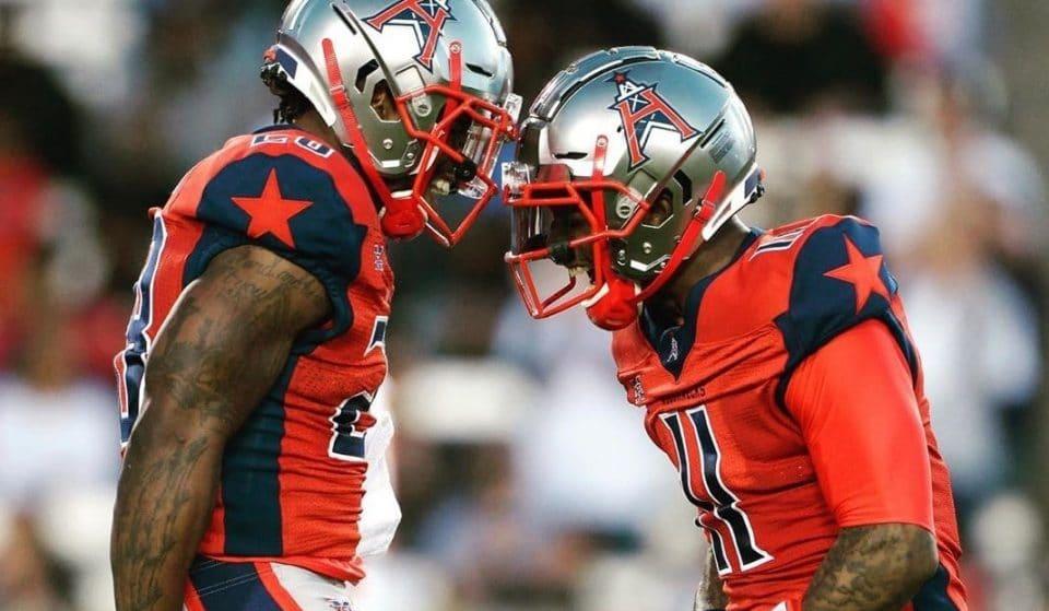 Meet Houston's New XFL Team: The Roughnecks