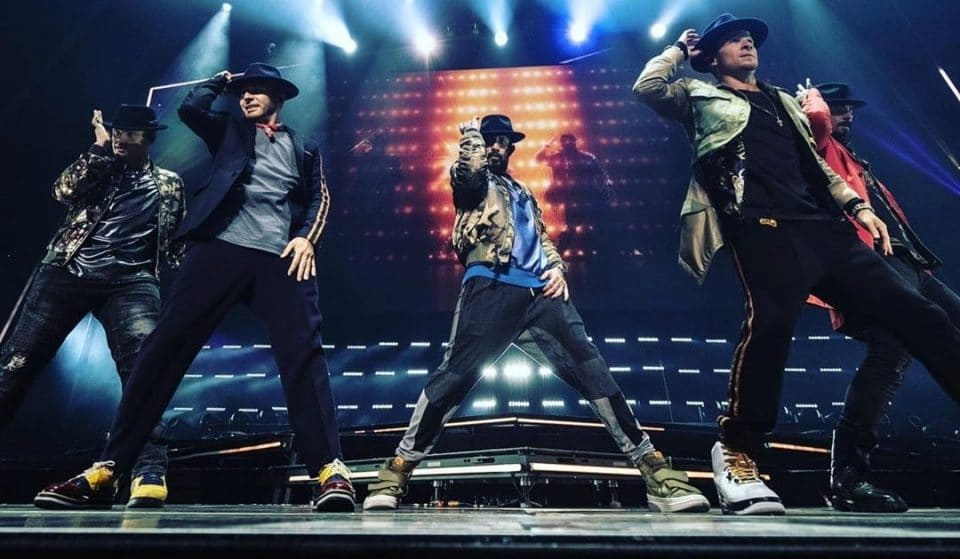 The Backstreet Boys Are Back On Tour And Coming To Houston