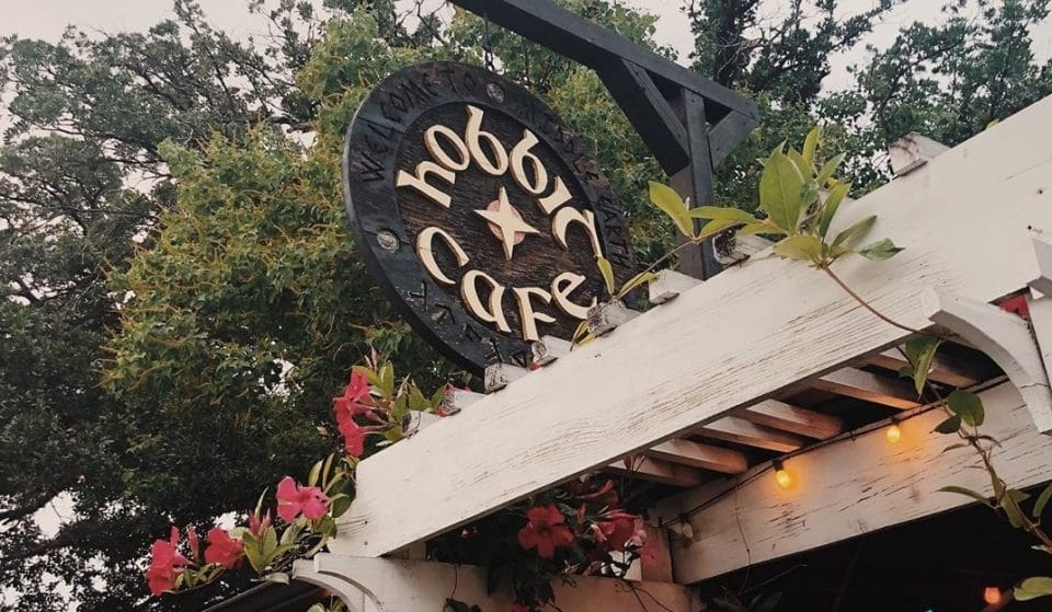 The Hobbit Café In Houston Is The Best Place To Eat Outside Of The Shire