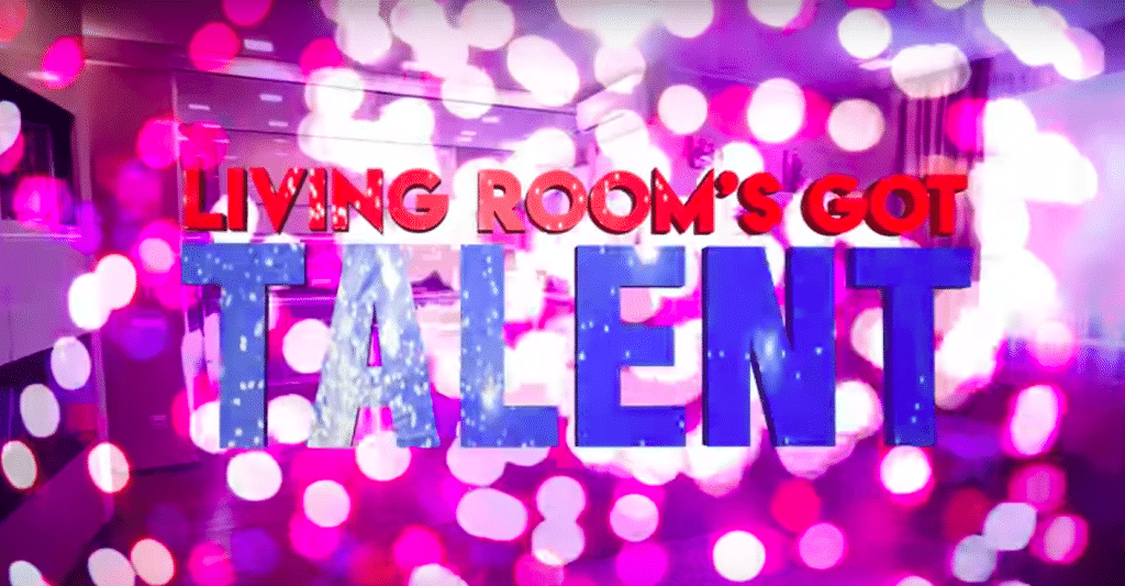 Win $5K For You And Your Local Food Bank In This 'Living Room's Got Talent' Competition