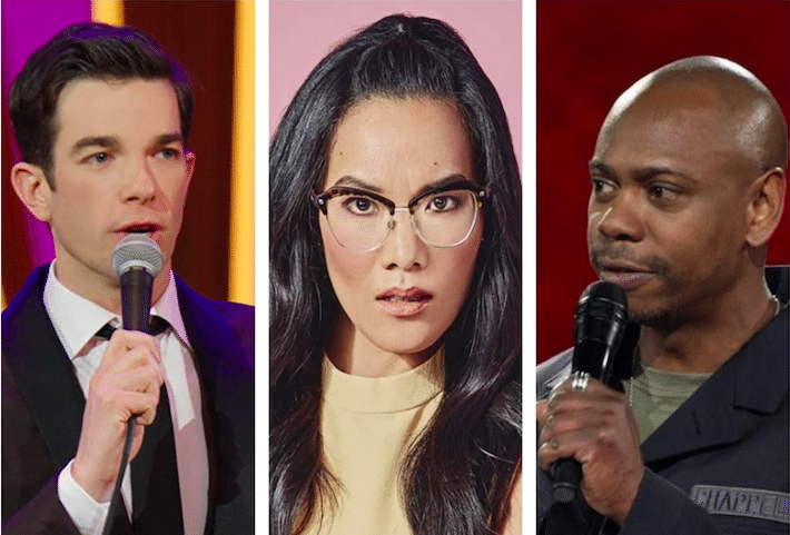 15 Of The Best Comedy Specials On Netflix Right Now