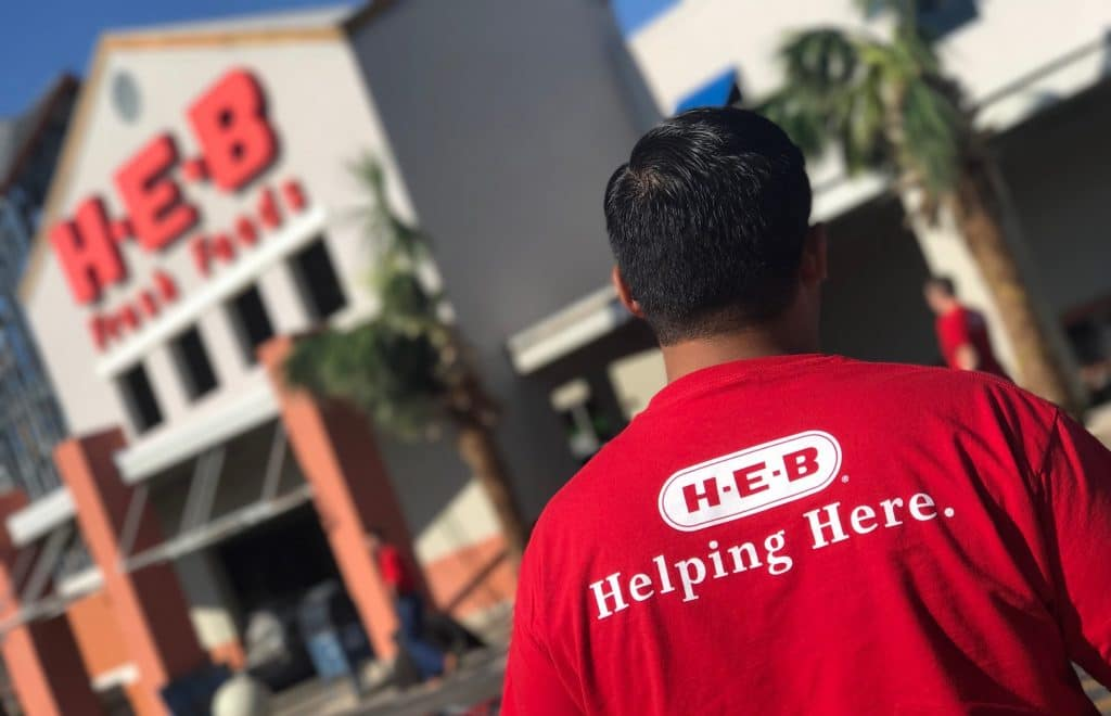 H-E-B Is Offering Short-Term Jobs For Texans