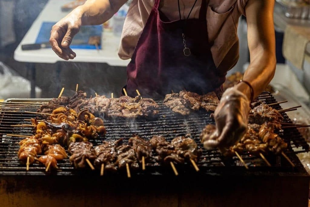 This Asian Night Market In Houston Behind The Hong Kong City Mall Has Dynamite Street Eats