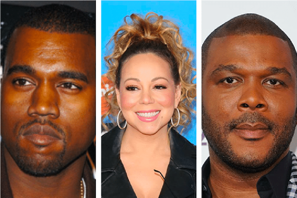 Kanye West, Mariah Carey, and Tyler Perry To Feature In Lakewood Church's Online Easter Sunday Service