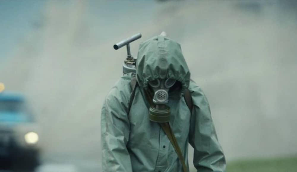 Costume Company Behind HBO's 'Chernobyl' Donates Protective Gear To Hospitals