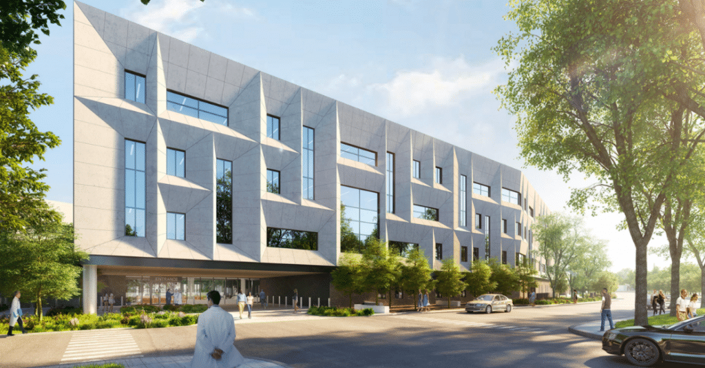 The Largest Psychiatric Hospital In America Is Coming To Houston Next Year