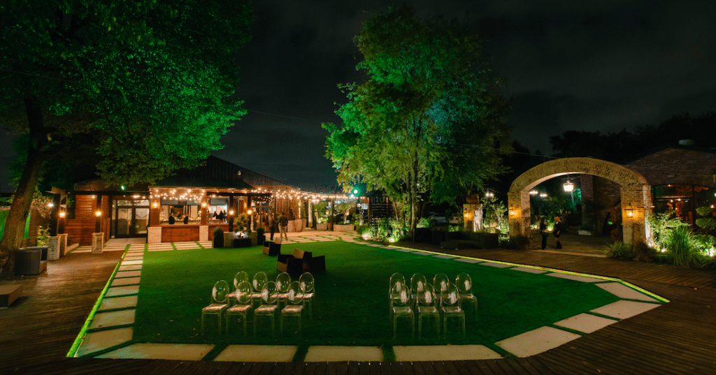 Experience Magical Candlelight Concerts In This Stunning Open-Air Oasis This Spring