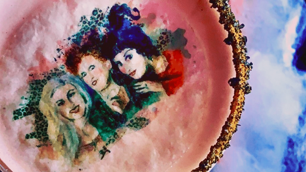 Bewitch Yourself With A 'Hocus Pocus' Cocktail From This Houston Bar • Present Company