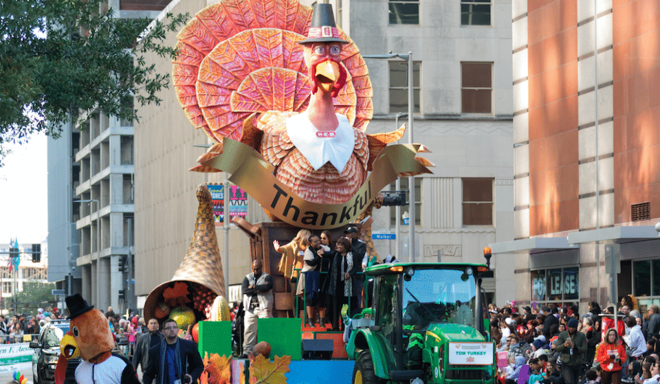 Houston Thanksgiving Parade Cancelled For The First Time In Its History