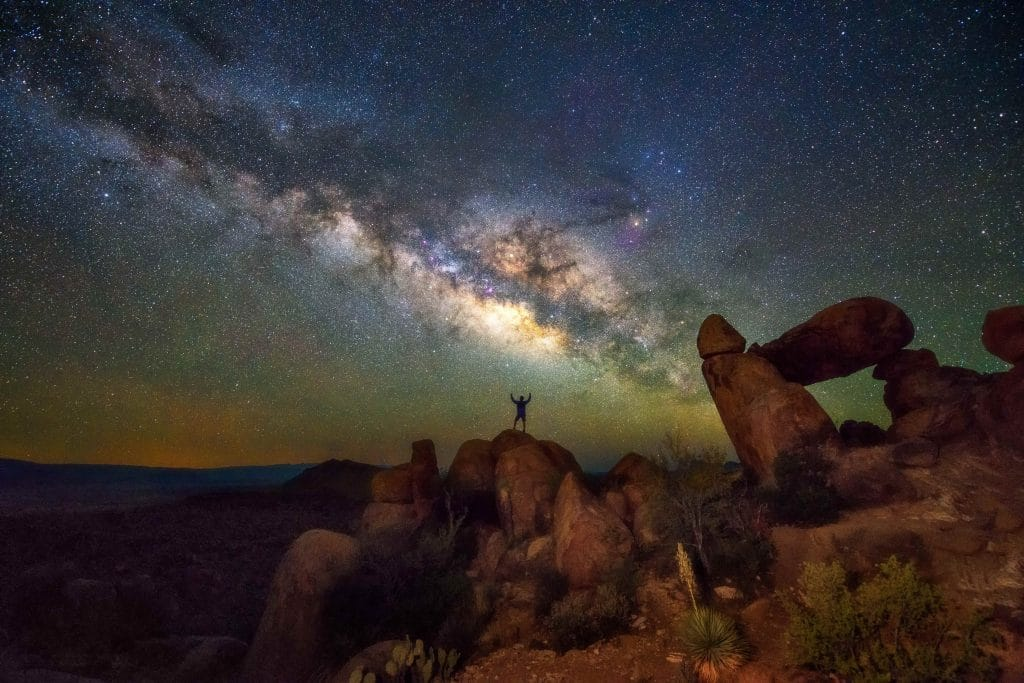 This Texas Park Is The Second Best Stargazing Hotspot In The Country