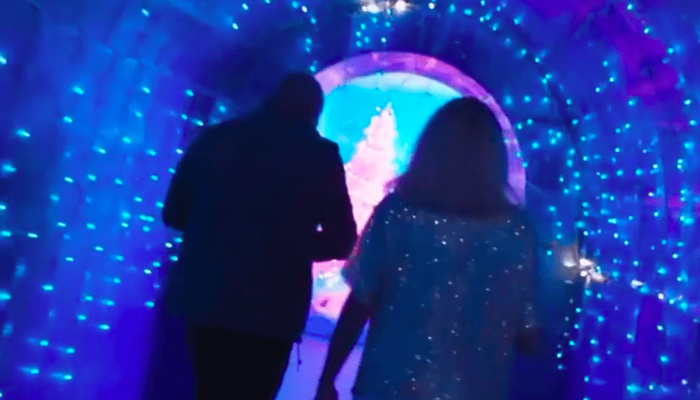An Immersive Winter Wonderland Pop-Up Is Now Open In Houston