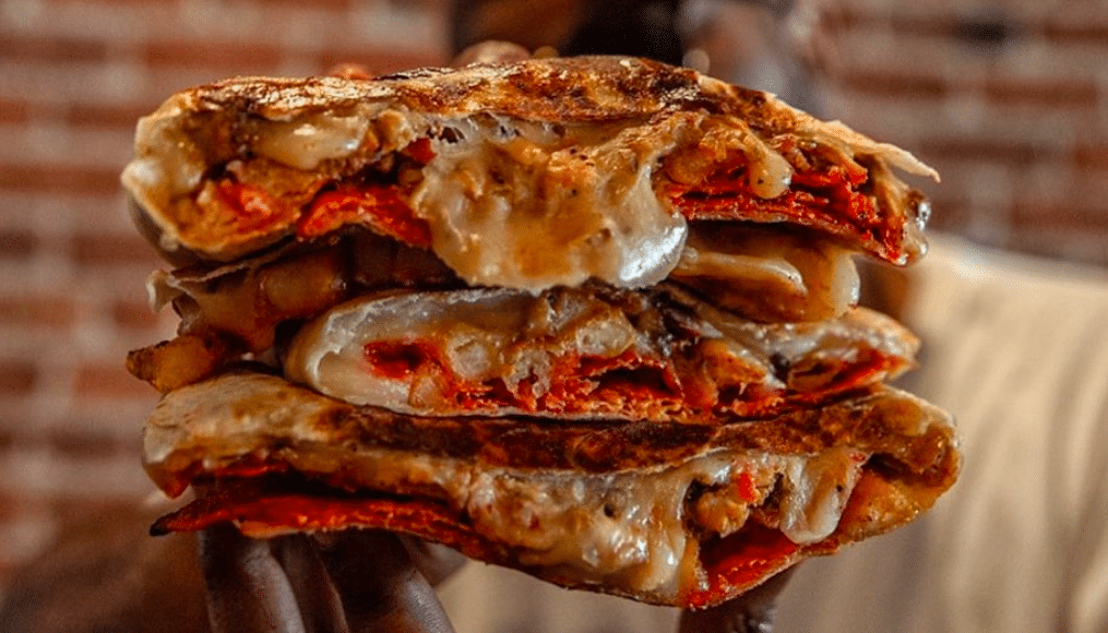 A Cali-Based Pop-Up Is Dishing Out Massive French-Fry-Stuffed Burritos In Houston