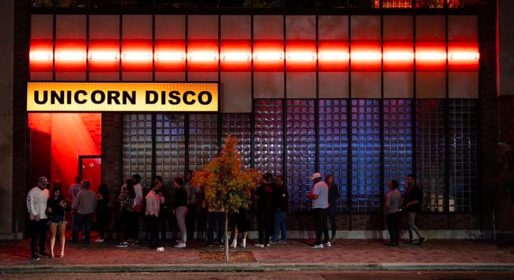 Smashing New Bar With Indoor Bowling Alley Rolls On To The Houston Bar Scene • Unicorn Disco