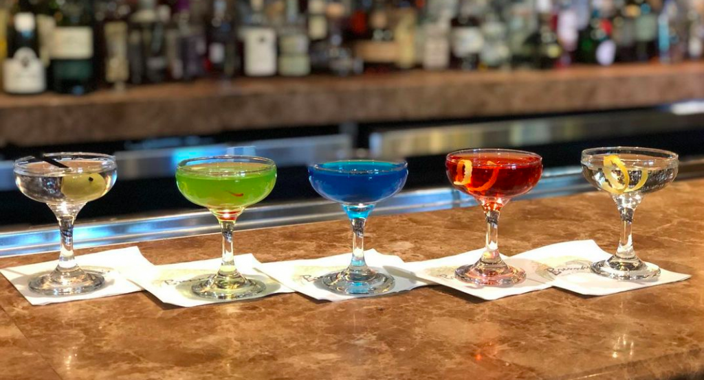 This Houston Restaurant Is Offering 25¢ Martinis For Lunch