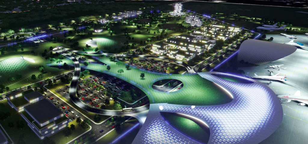 Earth's First Commercial Spaceport Coming To Houston