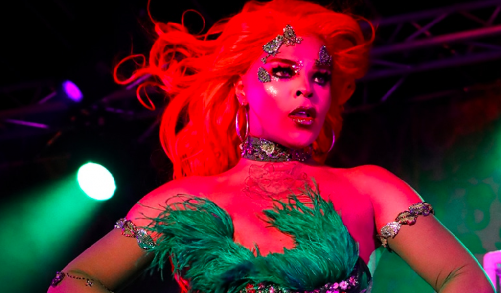 A Slaying Drive 'N Drag Ft Ru Paul's Drag Race Super Queens Is Coming To Town