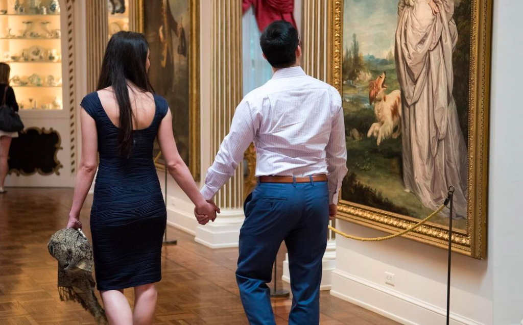 10 Wistful Places To Be A Hopeless Romantic In Houston