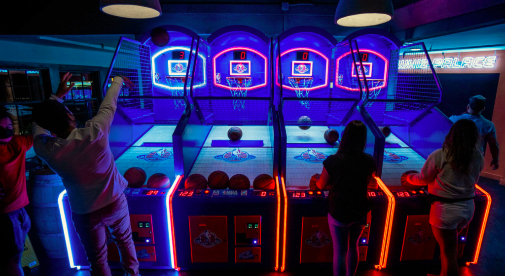 An Epic Cider Bar And Arcade Has Opened In East End