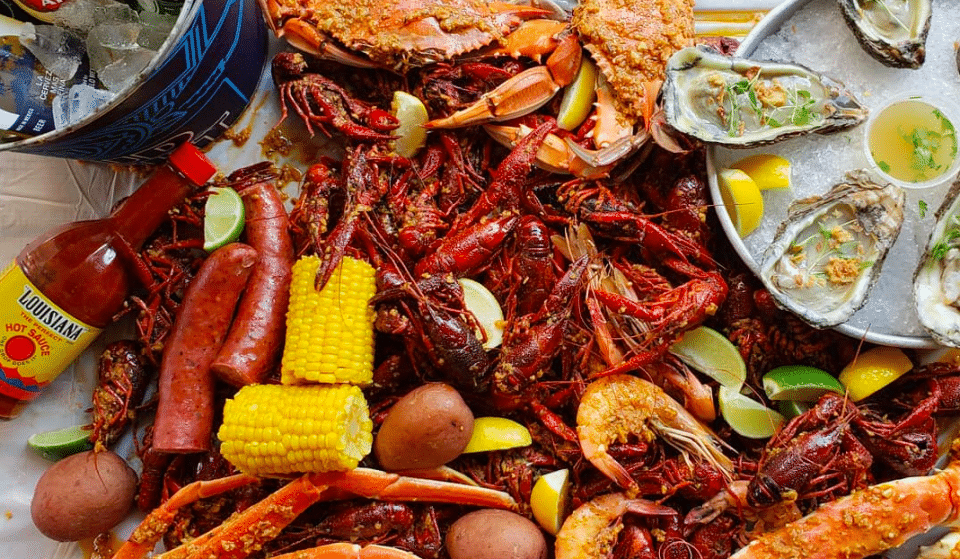 10 Of The Best Crawfish Joints In Houston