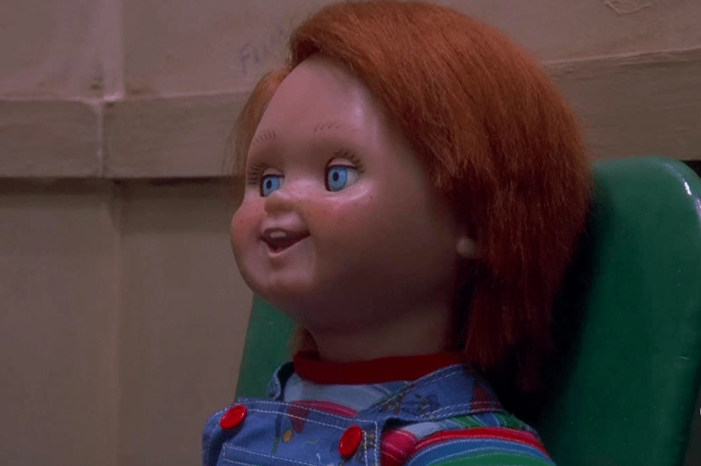 """Texas DPS Named """"Chucky"""" Doll As Suspect In Series Of Amber Alerts"""