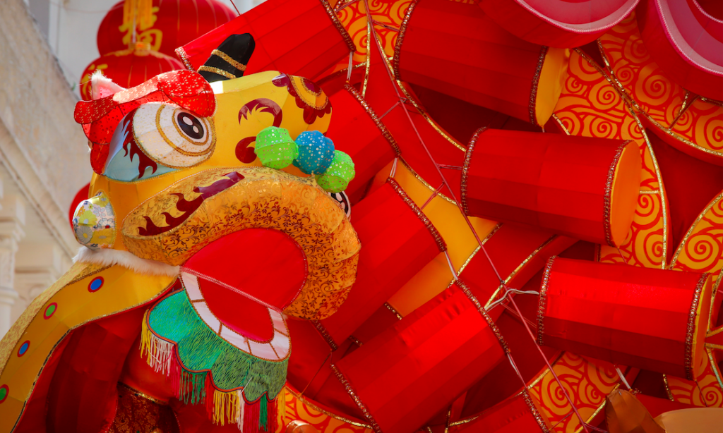 Here's How To Celebrate Lunar New Year In Houston