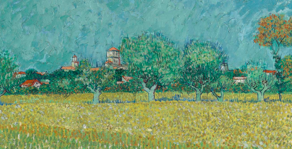 Van Gogh Exhibition Now Open At MFAH Houston