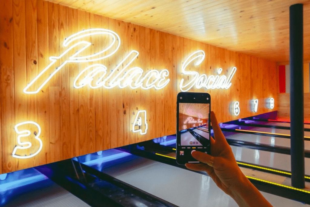A Retro New Bowling Alley, Lounge, And Entertainment Venue Opens In Houston
