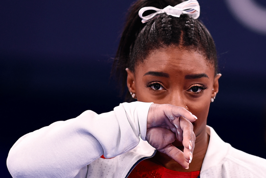 Simone Biles Withdraws From Women's Gymnastics Team Finals Due Medical Issue