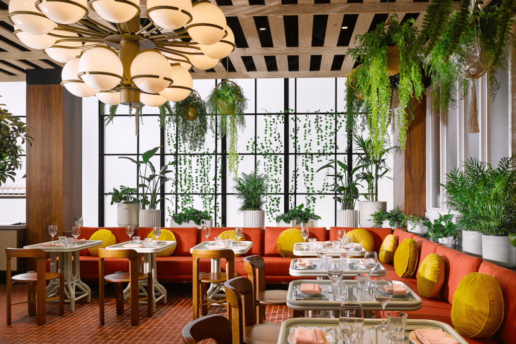 Celebrity Chef-Owned Lush And Lavish Italian Restaurant Reopens Today In Houston